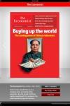 The Economist on iPad screenshot 1/1