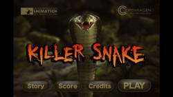Killer Snake screenshot 1/3