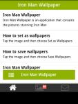Iron Man Wallpaper Amazing screenshot 1/6