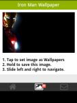 Iron Man Wallpaper Amazing screenshot 2/6