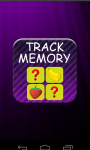Memory Game: Track Memory screenshot 1/6