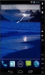 Blue Sunset Live Wallpaper screenshot 2/2