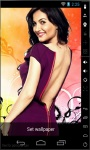 Elli Avram Live Wallpaper screenshot 1/3