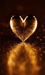 Golden Heart Lwp screenshot 2/3