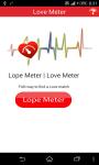 Love Meter Percentage Compatibility screenshot 3/4