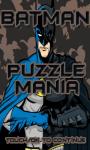 Batman Puzzle Mania screenshot 1/3