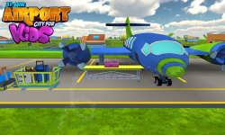 3D Mini Airport City For Kids screenshot 3/6