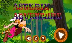 Asterix Adventure Game screenshot 1/6