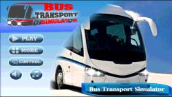 Bus Transport Simulator - Race screenshot 1/6