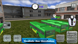 Bus Transport Simulator - Race screenshot 2/6