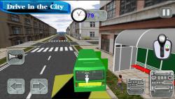 Bus Transport Simulator - Race screenshot 3/6