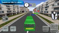 Bus Transport Simulator - Race screenshot 4/6