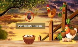 Catch the Eggs Game  screenshot 3/3