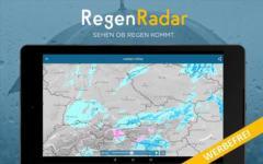 RegenRadar Pro general screenshot 5/6