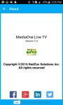MediaOne Live TV screenshot 3/3