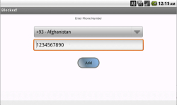 Blockked screenshot 2/3