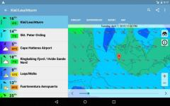 Windfinder Pro perfect screenshot 4/6