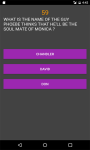 Friends: Quiz Game screenshot 2/3