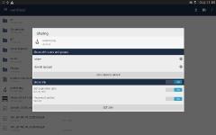 ownCloud transparent screenshot 1/6
