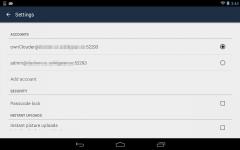 ownCloud transparent screenshot 6/6