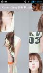Korean Sexy Girls HD Puzzle United screenshot 2/4