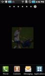Zinedine Zidane Live Wallpaper screenshot 2/3