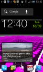 Soundwave Live Wallpaper screenshot 2/3