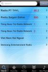 Radio Vietnam - Alarm Clock + Recording screenshot 1/1