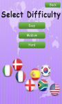 Memory Game Flags - Free screenshot 2/3