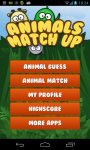 Animals MatchUp for Kids screenshot 1/3