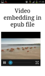 Gyan epub reader screenshot 5/6