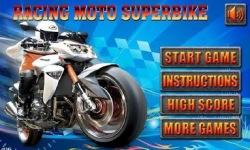 Super Bike screenshot 1/6
