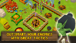Greed for Glory War Strategy by PerBlue screenshot 3/6