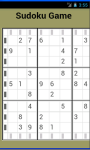 Sudoku_Puzzle  screenshot 3/3