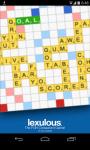 Lexulous Word Game PRO screenshot 1/5