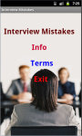 Avoid Interview Mistakes screenshot 2/4