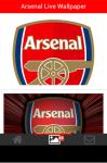 Arsenal Live Wallpaper Images screenshot 3/6