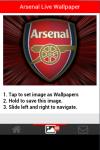 Arsenal Live Wallpaper Images screenshot 5/6