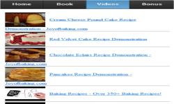 Baking Recipes App screenshot 3/3