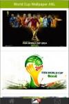Free World Cup Wallpaper ANL screenshot 2/3