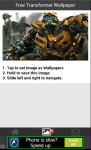 Free Transformer Wallpaper screenshot 2/3