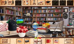 Free Hidden Object Games - At the Library screenshot 3/4