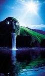 Artistry Waterfall Live Wallpaper screenshot 1/3