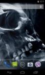 Skull Live Wallpaper 3D Parallax screenshot 1/4