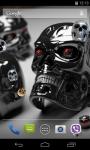Skull Live Wallpaper 3D Parallax screenshot 2/4