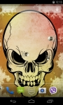 Skull Live Wallpaper 3D Parallax screenshot 3/4