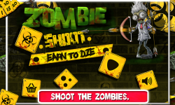 3D Zombie Shoot : Earn to Die screenshot 1/6