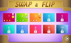 Flip and Swap - Jigsaw Puzzle Game screenshot 2/5