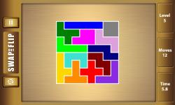 Flip and Swap - Jigsaw Puzzle Game screenshot 3/5