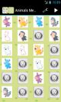 Animals Memory for Kids screenshot 2/4